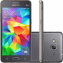 Samsung Galaxy Gran Prime G530 Cinza 2 Chips 8gb 8mp Vitrine