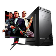 Pc Gamer Armada Amd Athlon 3000 8gb 240g Ssd  Wifi