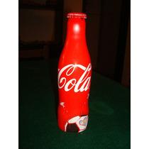Coca Cola - Botella Llena Mundial De Fútbol Brasil 2014