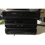 Video Casseteras (2 Panasonic) La J48 Se Vendio