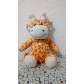 Bicho De Pelúcia Girafa Importado