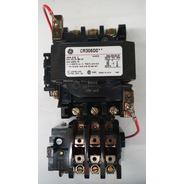 Arrancador Ge De Motor Magnético Cr306d002