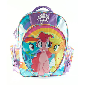 My Little Pony Mochila Escolar 16 Pulg Reforzada Educando