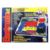 Kit Juego Crea Circuitos Electrónicos 45en1 - Envio Gratis