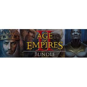 Age Of Empires Ii Hd + 3 Expansiones @ Pc Original Steam