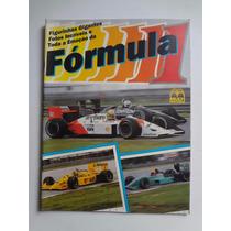 Album De Figurinhas Formula 1 Ano 1988 Incompleto