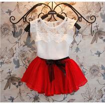Vestido Roupas Infantil Importadas Super Promocafrete Gratis
