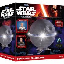 Proyector Planetario Death Star Lampara De Star Wars
