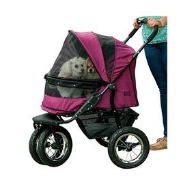 Pet Gear N-zip Doble Cochecito Para Mascotas
