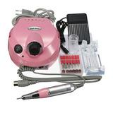 Pulidor De Uñas Electrico Profesional Incluye Pedal Manicure