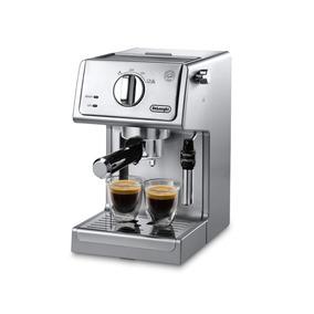 Delonghi Cafetera Acero Inoxidable Ecp 3630