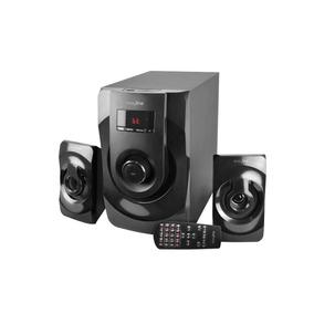 Easy Line Sistema De Sonido 2.1 Bluetooth Usb Rca El-994862