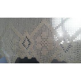Ventiluz cortina bordada con visillo bando ideal cocina for Cortina visillo blanco