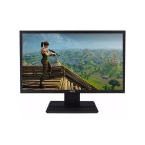 Monitor Acer 19.5 Pol. Hdmi Led Widescreen, V206hql Bbi