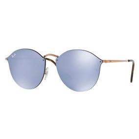 2c92c7176d Óculos Ray Ban Round Blaze - Óculos De Sol Sem lente polarizada no ...