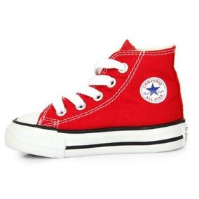 Zapatilla Converse Chuck Taylor All Star Rojo Talla 28