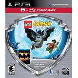 Lego Batman Con Pelicula Fisico Nuevo Ps3 Dakmor Canje/venta