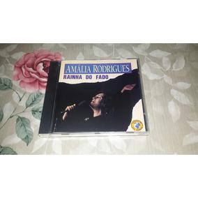 Cd Amália Rodrigues Triste Sina Original
