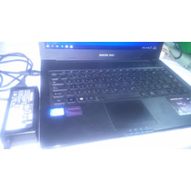 Notebook Bgh Positivo C560 C/cargador Y Bateria Windows 10