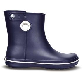 Crocs Originales Jaunt Shorty Boot W Azul Mujer 410