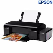 Impressora Fotográfica Epson L805 Ecotank Wifi Imprime Em Cd