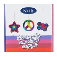 Juguete Didactico  Kiddy Crea Moviles Art Collection -