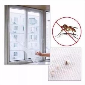 4 Telas Mosquiteira Anti Inseto Mosquito Janela Boa Medida