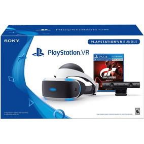 Playstation Vr Ps Vr Bundle Camara + Gran Turismo Gt Nuevo