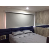 Cortinas Enrollables Blackout, Malla Antisolar Y Traslucida