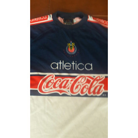 Playera Chivas Atletica Entrenamiento 1998