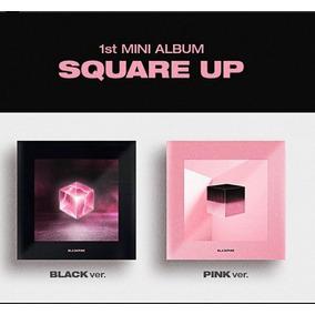 Cd Album Blackpink Square Up + Brindes-frete Gratis