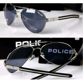Oculos Aviador Police - Óculos De Sol Com lente polarizada no ... 6081d442a0