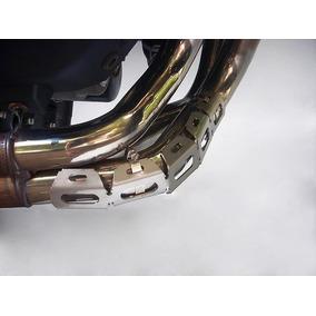 Protector Mofle Universal Exosto Moto Pulsar 200 Rs Tst