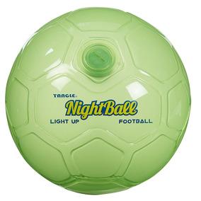 Pelota Luminosa N5 Night Ball Soccer Tangle Original Tv