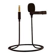 Microfono Lavalier Celular Tablet Pc Omnidireccional Condens