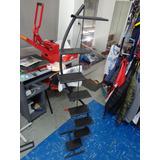 Exhibidor De Zapatillas Porta Calzado De 8 Niveles Negro