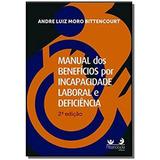 Manual Dos Beneficios Por Incapacidade Laboral E01