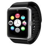 Reloj Smartwatch Gt-08 Bluetooth Telefono Camara Gsm Gprs