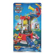 Torre Gigante De Control  Paw Patrol Con Luces Y Sonidos.