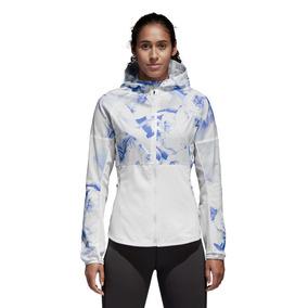 Campera adidas De Running Ultra Graphic Mujer