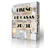 Diseño Casas 2d 3d Crear Interiores De Hogar En Español