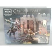 Batalla De Winterfell Juego De Tronos Mega Construx