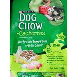 Hasta Agotar Stock Dog Chow Cachorro Puppy Raza Med Gran 17k