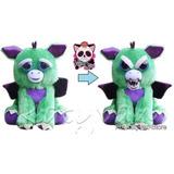 Dragon Feisty Pets Original Peluche Mascota Enojon Enojado