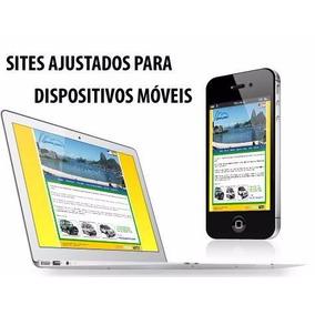 Site Responsivo Lojas Web Design Blog Criação Web Site