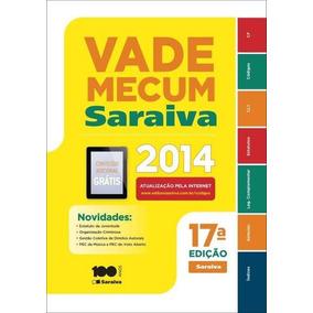 Vade Mecum Saraiva - 17ª Ed. 2014