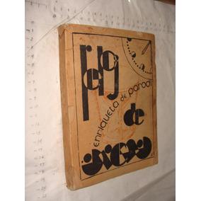 Libro Antiguo 1933 , Reloj De Arena Enriqueta De Parodi , 31