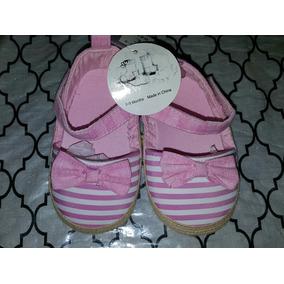 Zapatos De Bebé Niña 6 A 9 Meses