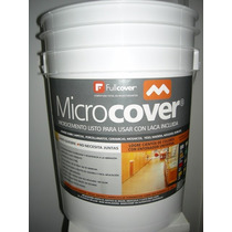Microcemento Alisado Fullcover Y Laca 12 M2