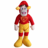 Boneco Pelucia Chapolin Colorado Turma Do Chaves